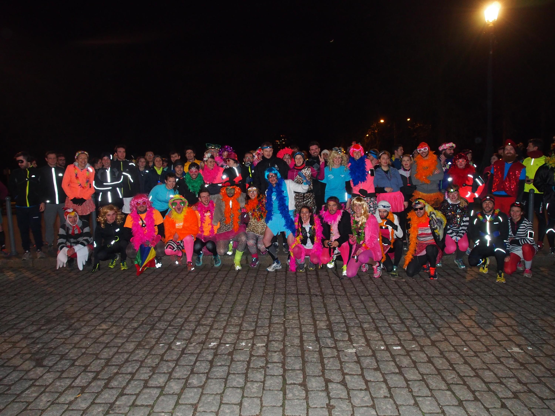 Tous les jeudis soir, plus d'une soixantaine de Lillois-es se rassemblent pour courir ensemble dans la bonne humeur.