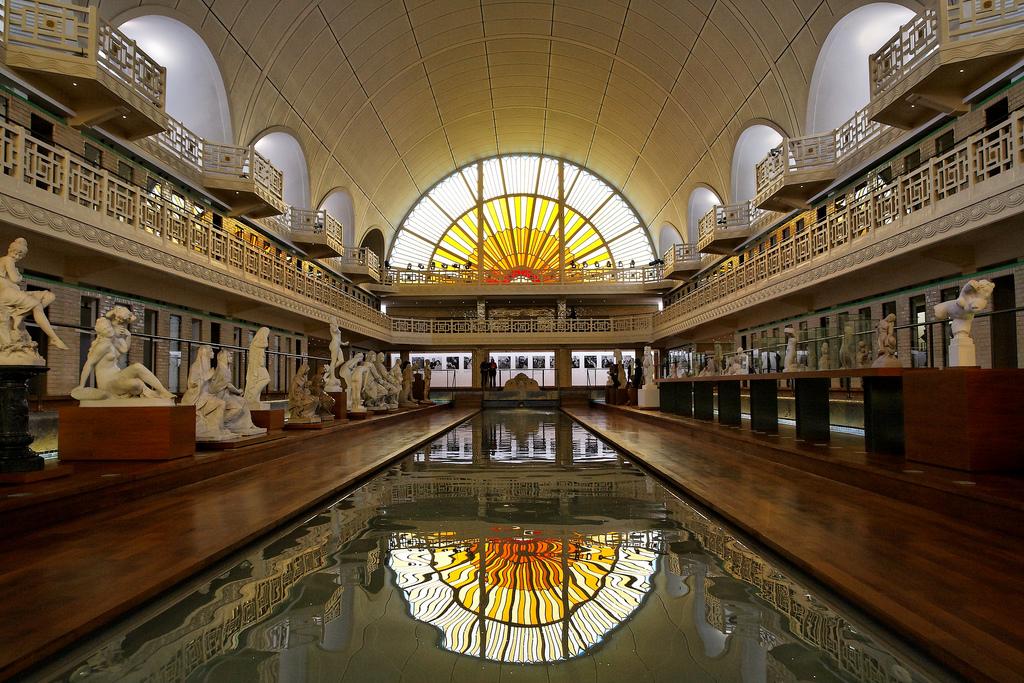 plong e culturelle la piscine de roubaix la manufacture ForLa Piscine Roubaix