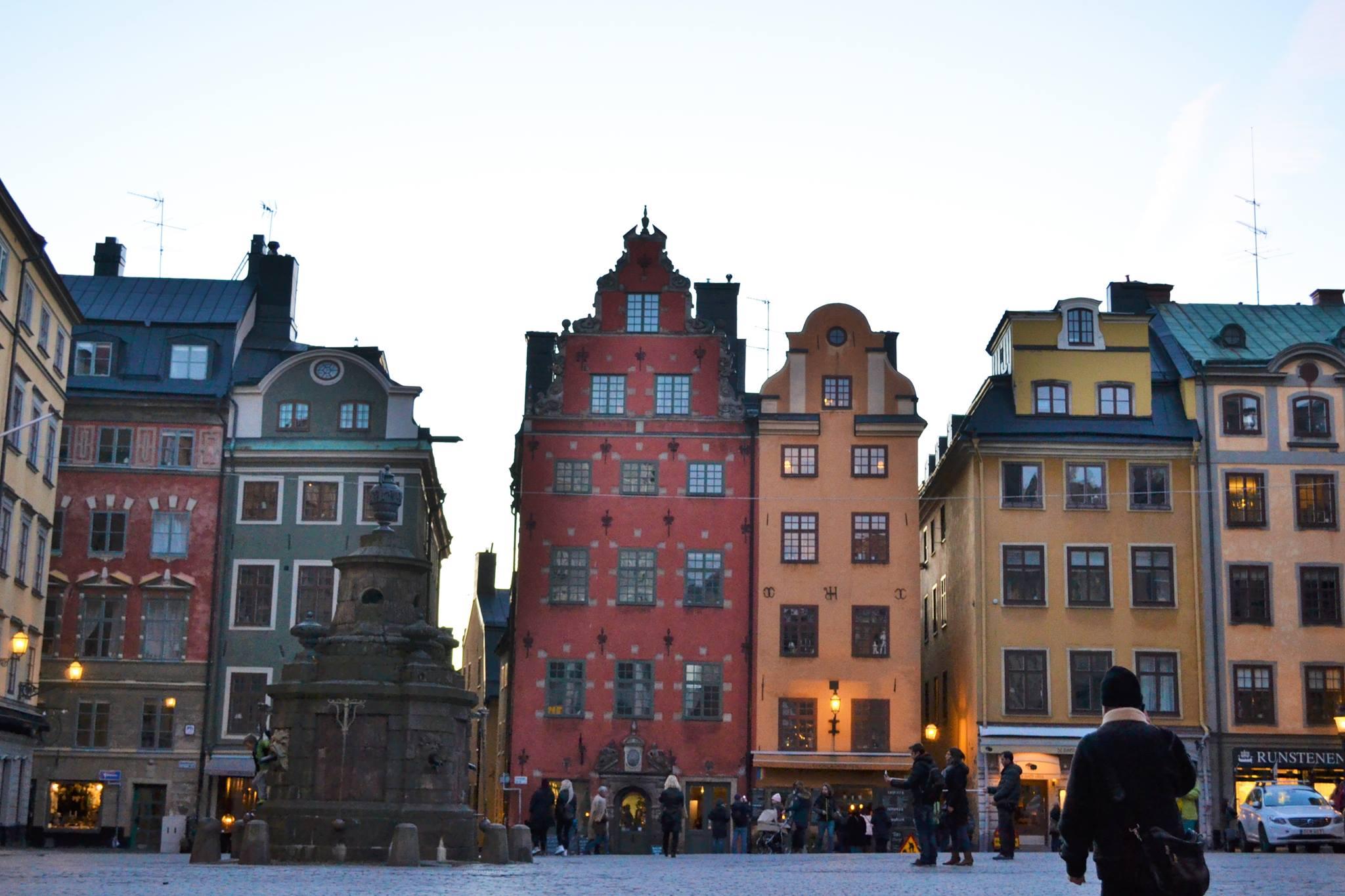 Stockholm ©Marie-Jeanne Delespaul